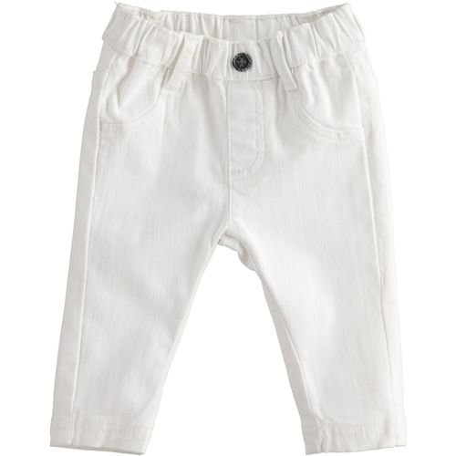 Stretch twill baby trousers