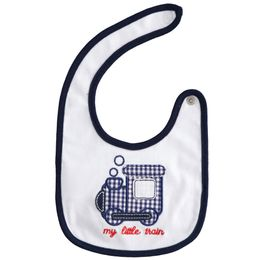 100% cotton gag with embroidery