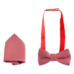 Kit pochette and bow tie