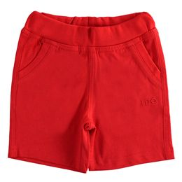 Practical short jersey trousers