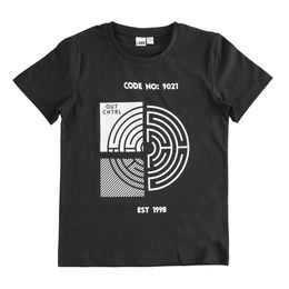 100% cotton T-shirt with special print
