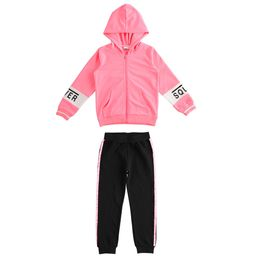 """Two-piece jumpsuit for girl """"Special Olympics"""""""