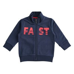 100% cotton sweater with ¿Fast¿ lettering