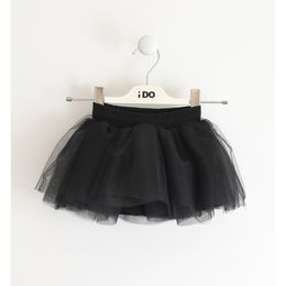 Tulle skirt with cotton lining