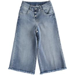 Special super stretch denim trousers for girl