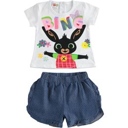 Sweet outfit T-shirt and short with Bing