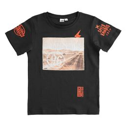 T-shirt in jersey 100% cotone con stampe