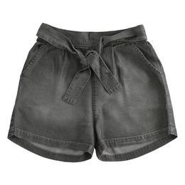 Comfortable short 100% lyocell trousers
