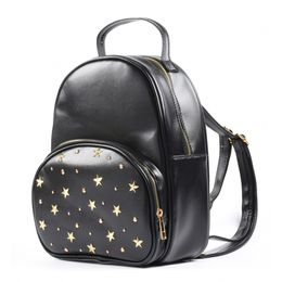 Nice backpack with stars