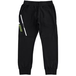 Sporty trousers in milano stitch